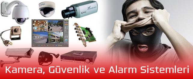 Güvenlik Kamerası Teknik Servis Hizmeti